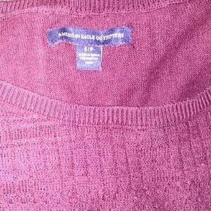 Americam eagle sweater dress